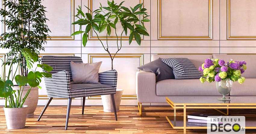 40 idées déco pour un salon moderne stylé! Meuble design, décoration murale