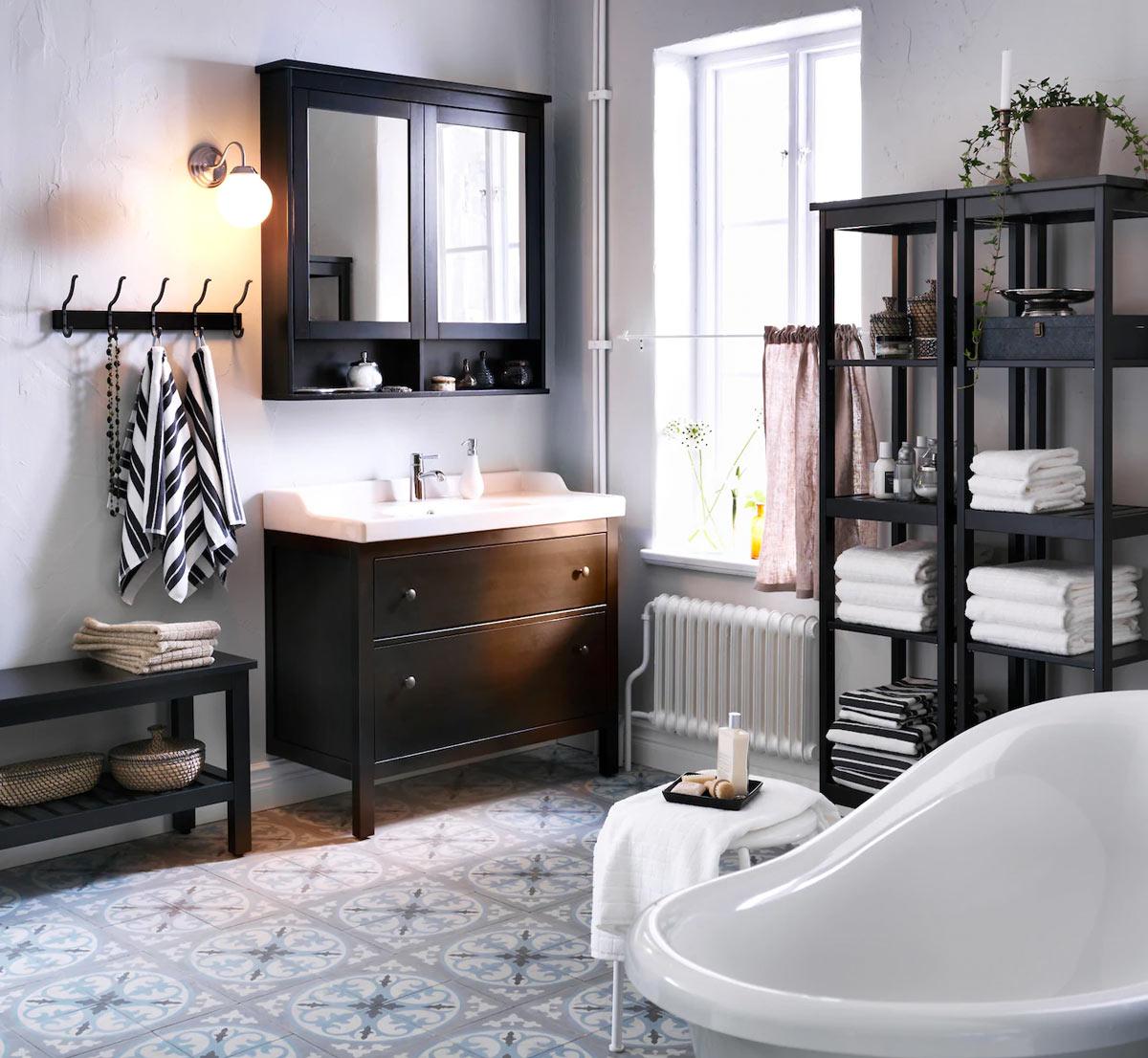 Pied Meuble Salle De Bain Ikea envie d'une salle de bains ikea? les nouveautés 2020 sont là