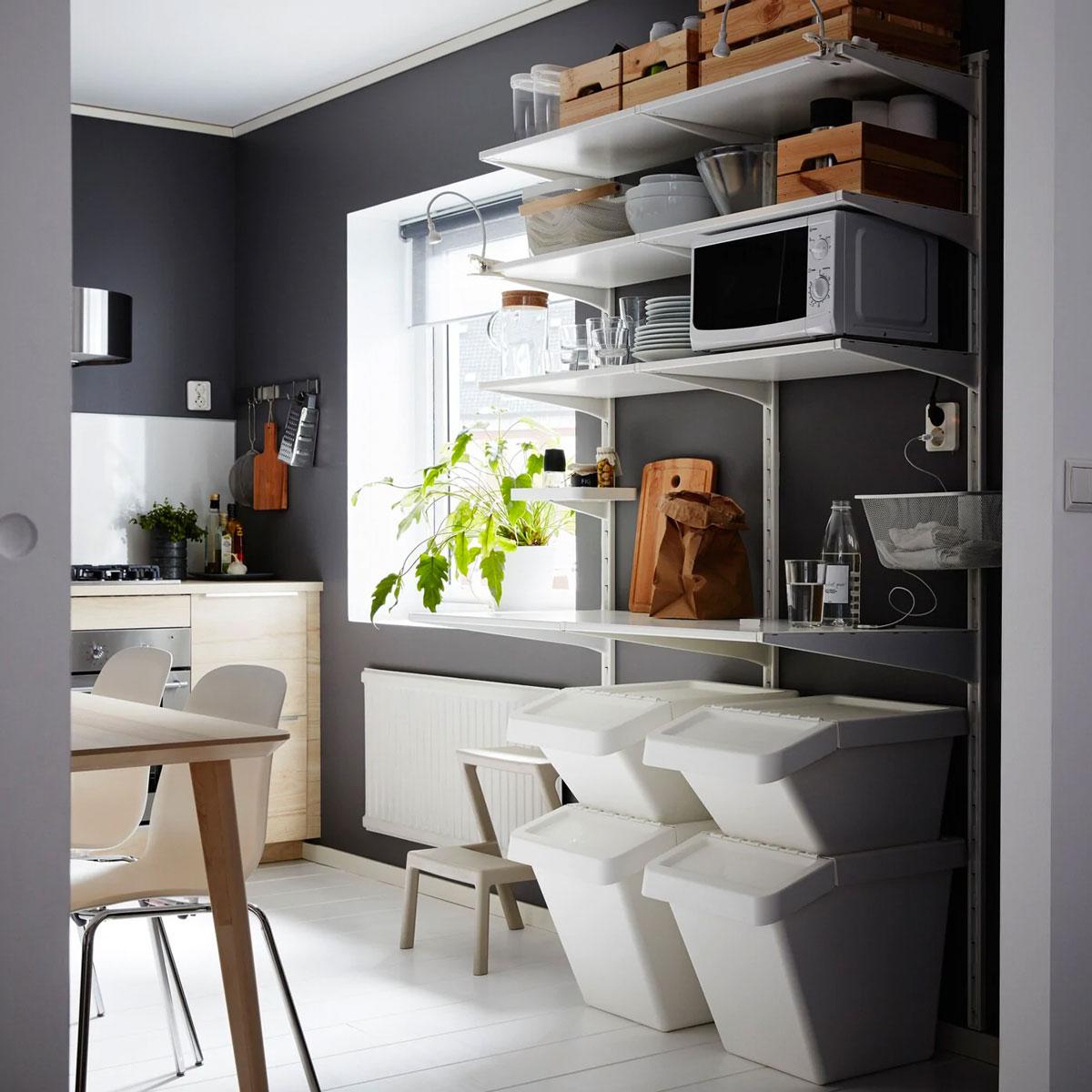 Gain De Place Avec Ikea 13 Solutions Pour Optimiser Votre Interieur