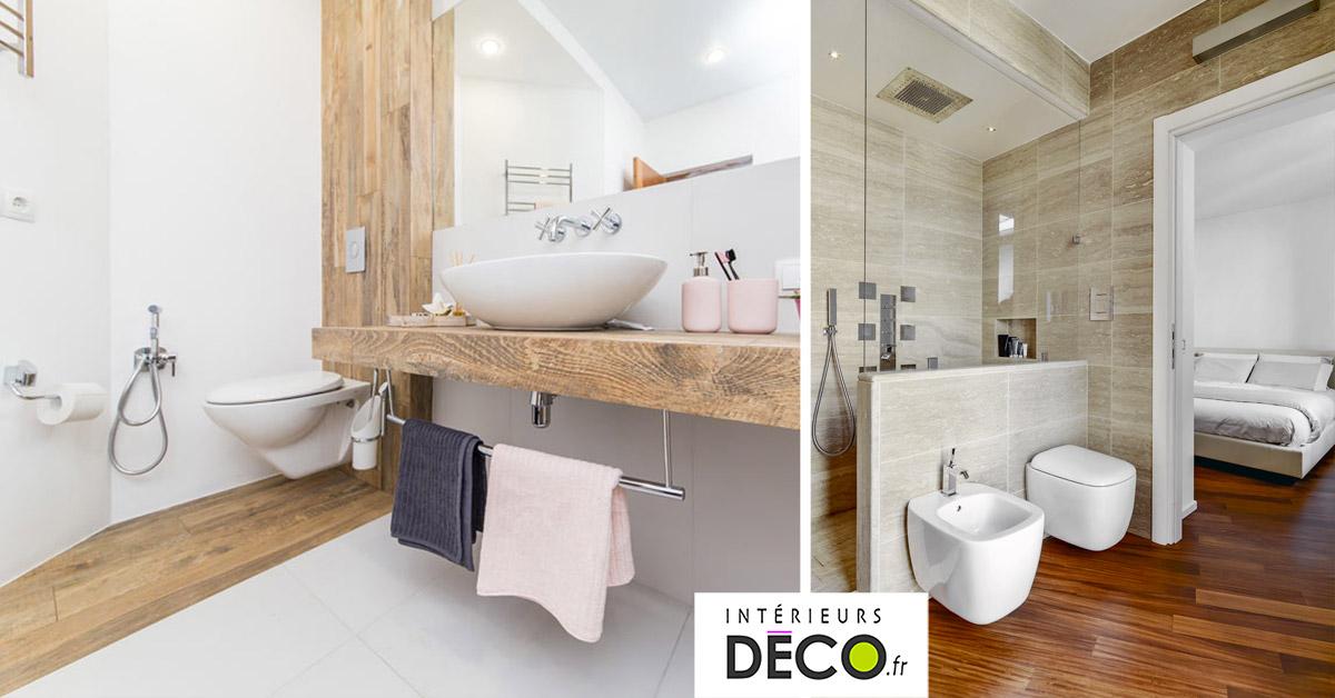 Comment aménager une petite salle de bain.