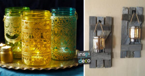 lanterne DIY