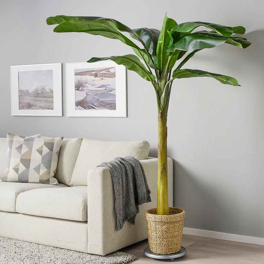 Les plantes vertes artificielles IKEA