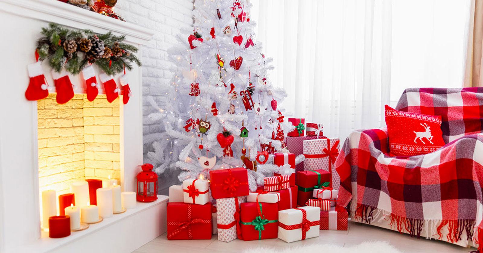 Déco de Noël pour le salon
